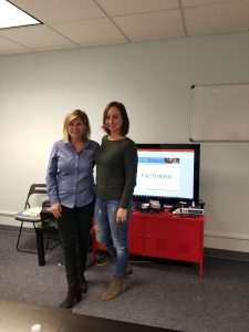 Trucking and Factoring Presentation with Kim Bukovsky