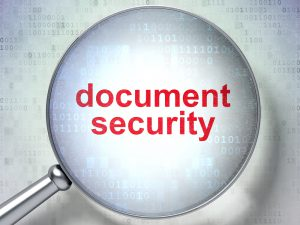 How to Secure Your Business Documents